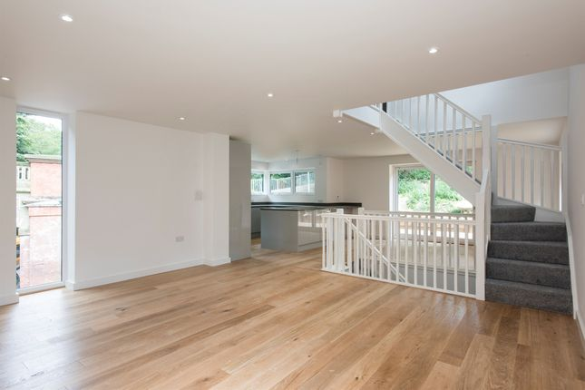 Thumbnail Link-detached house for sale in Roughton Road, Cromer