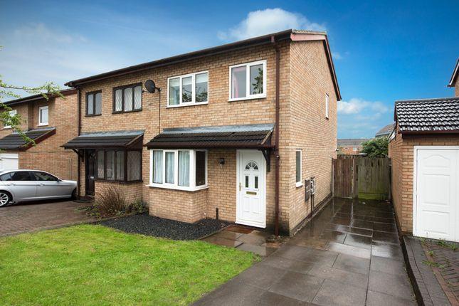 Thumbnail Semi-detached house for sale in Talbot Close, New Oscott, Birmingham