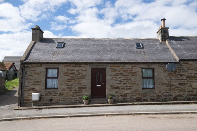 Thumbnail Semi-detached house for sale in Main Street, Newmill, Keith