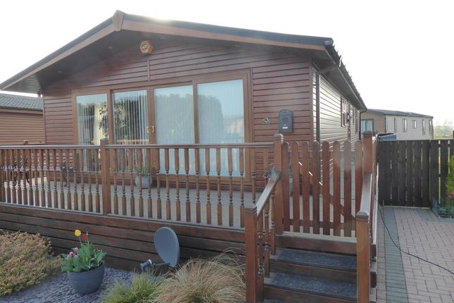 Thumbnail Mobile/park home for sale in Hurworth Springs Country Park, Neasham Road, Hurworth Moor, Darlington, County Durham