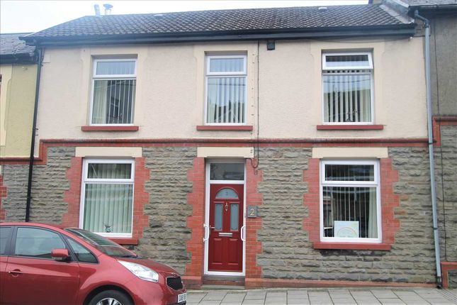 Thumbnail Terraced house for sale in Treorchy