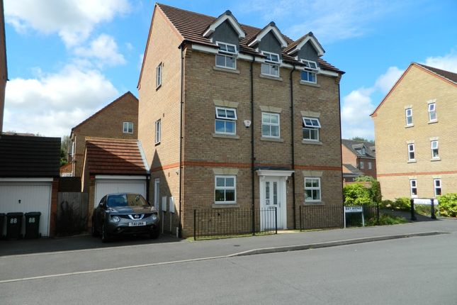 Thumbnail Detached house for sale in Bay Avenue, Bilston