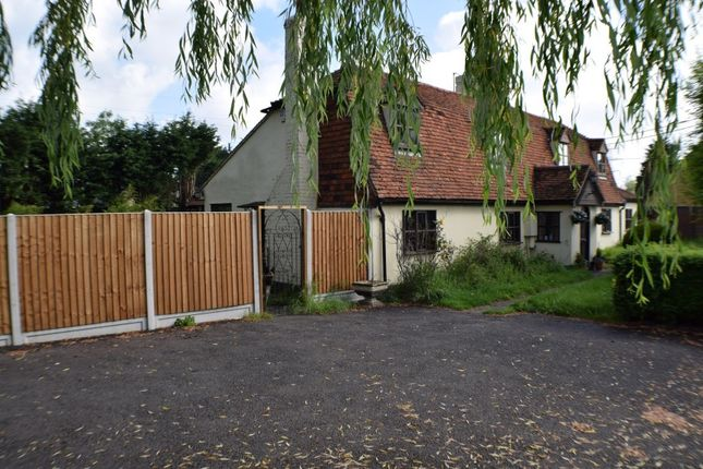 Thumbnail Detached house for sale in Daniels Farm, Wash Road, Noak Bridge, Essex