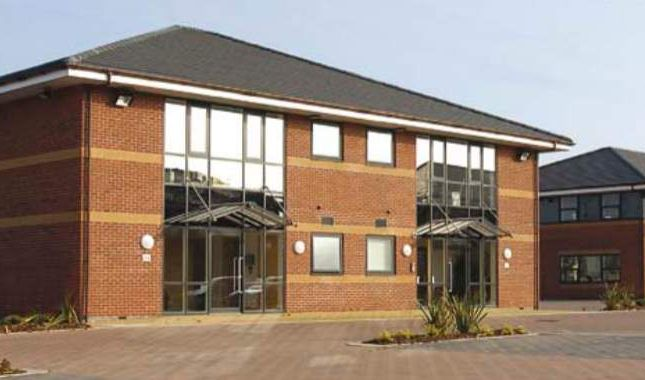 Thumbnail Office to let in Unit 16 Wilkinson Court, Clywedog Road South, Wrexham Industrial Estate