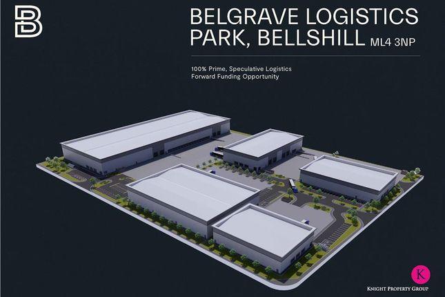 Thumbnail Commercial property for sale in Bellshill Logistics Park, Belgrave Street, Bellshill