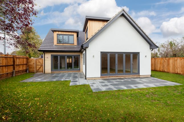Thumbnail Detached house for sale in Cook Close, Cambridge