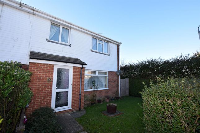 Thumbnail End terrace house for sale in Yare Avenue, Witham