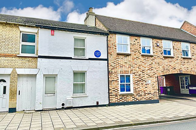 Thumbnail Terraced house to rent in St. Cuthberts Street, Bedford