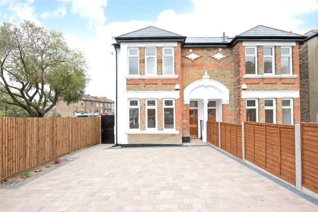 Thumbnail Semi-detached house to rent in Duncombe Hill, Forest Hill