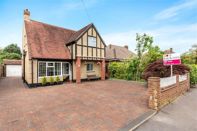 Thumbnail Detached house for sale in Beechcroft Road, Alverstoke, Gosport