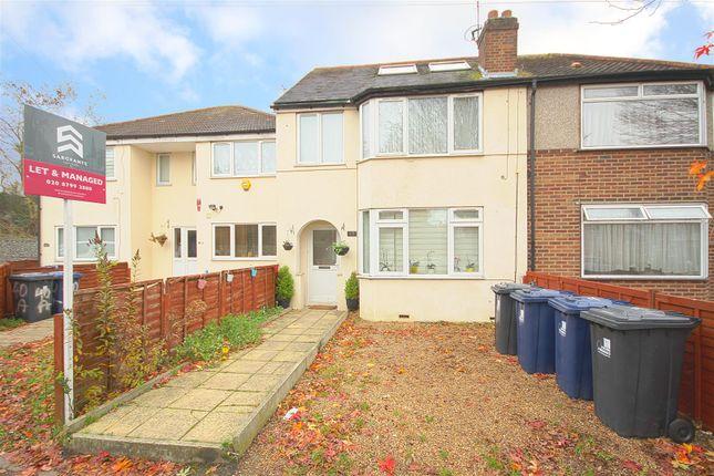 Thumbnail Flat to rent in Scorton Avenue, Perivale, Greenford