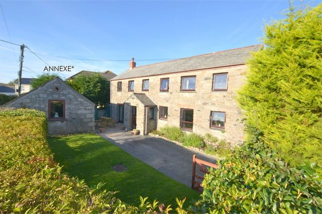 Thumbnail Barn conversion for sale in Trethurgy, St. Austell