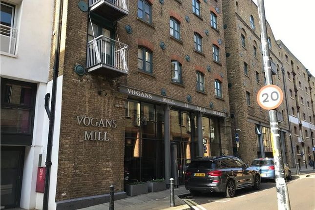 Thumbnail Office to let in Unit 2, Vogans Mill Wharf, 17 Mill Street, London