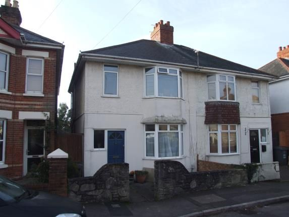 Thumbnail Semi-detached house for sale in Strouden Road, Winton, Bournemouth
