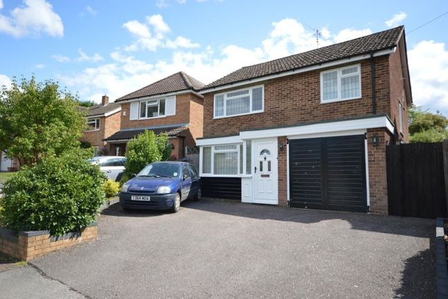 Thumbnail Detached house to rent in Standfield, Abbots Langley