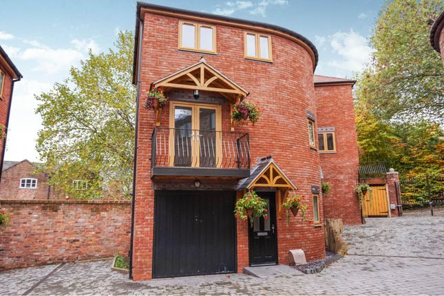 Thumbnail Semi-detached house for sale in The Old Mill Courtyard Hill Street, Walsall
