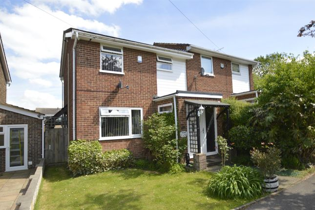 Thumbnail Semi-detached house for sale in Broadway, Gillingham
