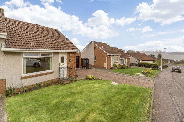 Thumbnail 1 bed semi-detached bungalow for sale in Morlich Crescent, Dalgety Bay, Dunfermline