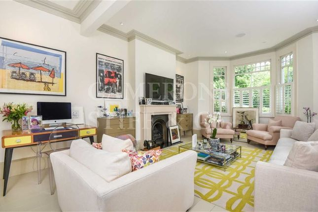 Thumbnail Detached house for sale in Milman Road, Queens Park, London