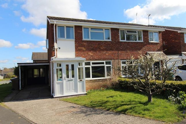 3 bed semi-detached house to rent in Somervale, Wildwood, Stafford, Staffordshire ST17