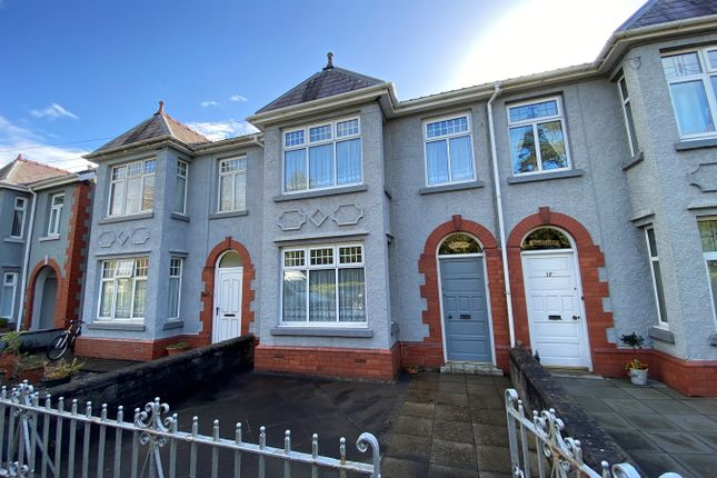 Thumbnail Town house for sale in 16 Queensway, Llandovery