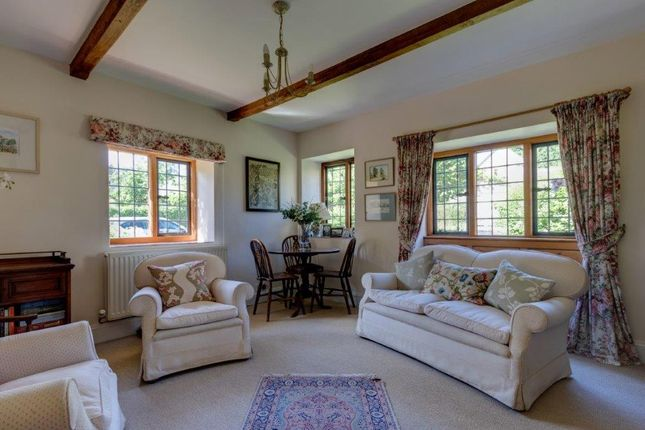 Sitting Room of The Square, Maces Hill, Daglingworth, Cirencester GL7