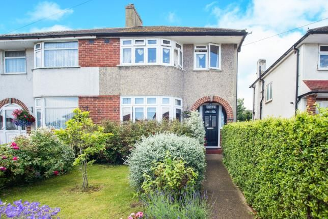 Thumbnail Semi-detached house for sale in Chessington, Surrey, England