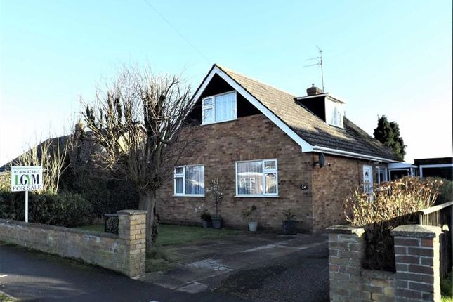 4 bed detached bungalow for sale in Harwood Avenue, Holbeach, Spalding