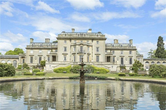 Thumbnail Flat for sale in Ottershaw Park, Ottershaw, Chertsey, Surrey