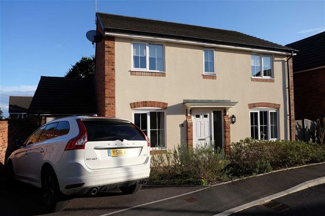 Thumbnail Detached house for sale in Golwg Y Coed, Barry, Vale Of Glamorgan