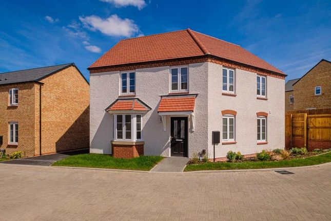 """Thumbnail Detached house for sale in """"Ashtree"""" at Popes Piece, Burford Road, Witney"""