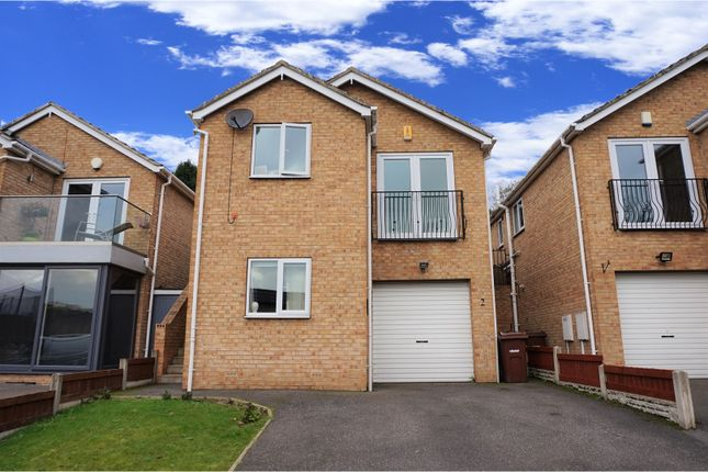 Thumbnail Detached house for sale in Jans Close, Upton, Pontefract