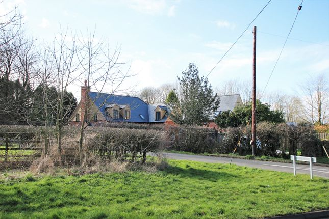 Thumbnail Detached house for sale in Tugbys Lane, Coleorton, Coalville