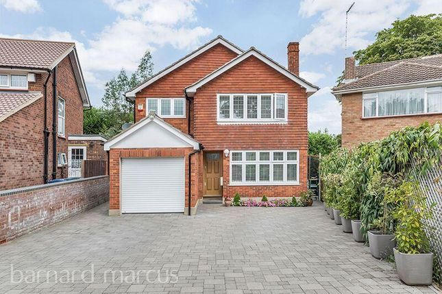 Thumbnail Detached house to rent in Thatcham Gardens, London