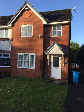 Thumbnail Semi-detached house to rent in Sefton Close, Moorside