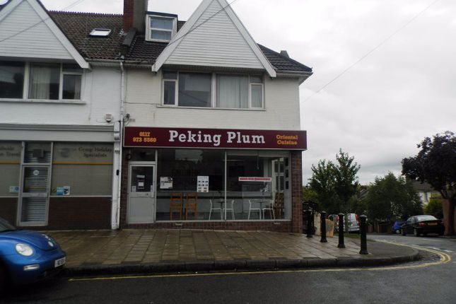 Thumbnail Shared accommodation to rent in Coldharbour Road, Westbury Park, Bristol