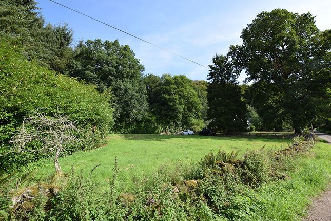Thumbnail Land for sale in Craigisla Cottages, Alyth