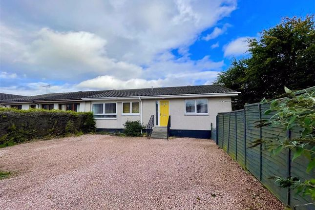 3 bed semi-detached bungalow for sale in 2, Cynicus Place, Balmullo, Fife KY16
