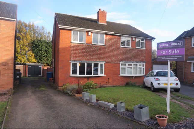 Semi-detached house in  Woodford Crescent  Burntwood  Birmingham