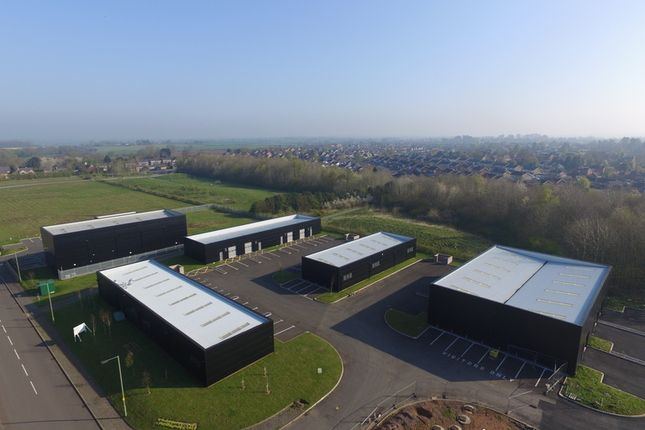 Thumbnail Industrial to let in Tern Valley Business Park, Market Drayton