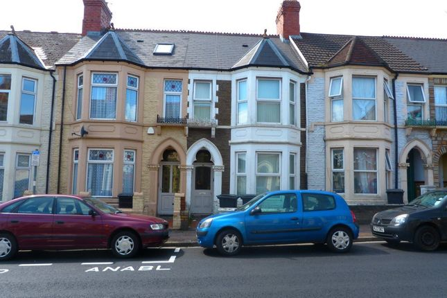 Thumbnail Flat to rent in Mackintosh Place, Roath, Cardiff