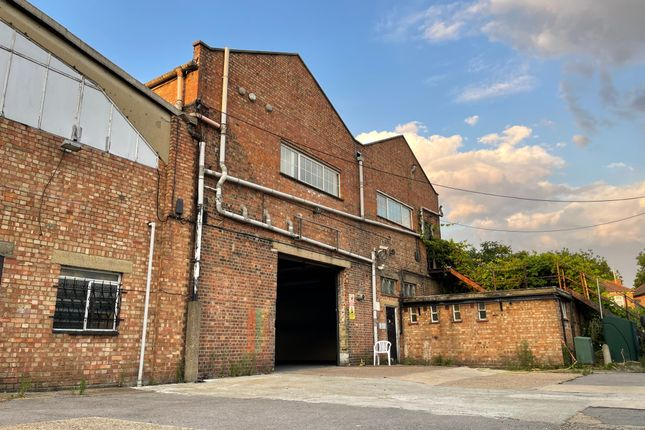 Thumbnail Light industrial to let in Crawley Road, London