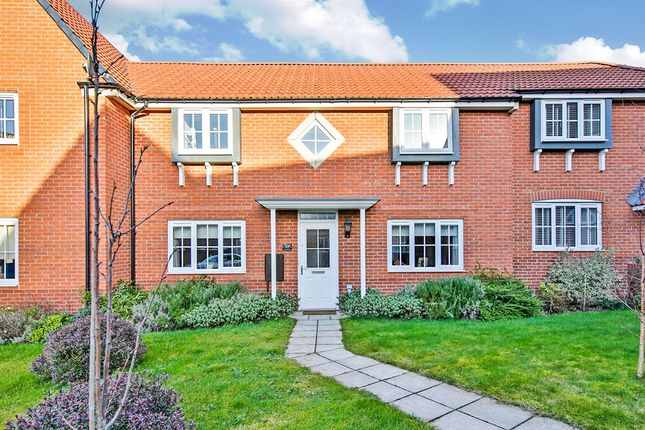 Thumbnail Terraced house for sale in Woodward Road, Spennymoor, Durham