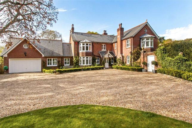 Thumbnail Detached house for sale in Bighton Hill, Ropley, Alresford, Hampshire
