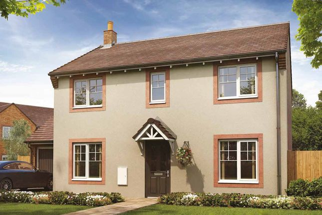 4 bed detached house for sale in Plot 118, The Whitford, Meadowbrook, Durranhill Road, Carlisle CA1