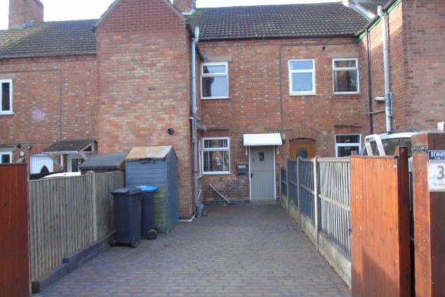 2 bed terraced house to rent in Newbold Road, Barlestone, Nuneaton CV13