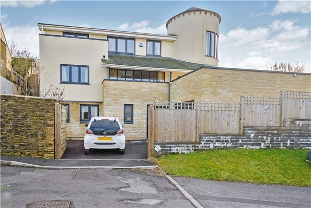Thumbnail Detached house for sale in Packsaddle Way, Frome