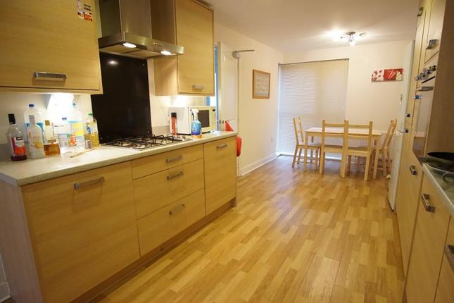 Thumbnail Terraced house to rent in Long Down Avenue, Cheswick Village, Bristol