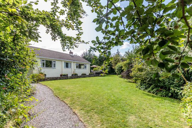 Thumbnail Detached bungalow for sale in Hillersland, Coleford