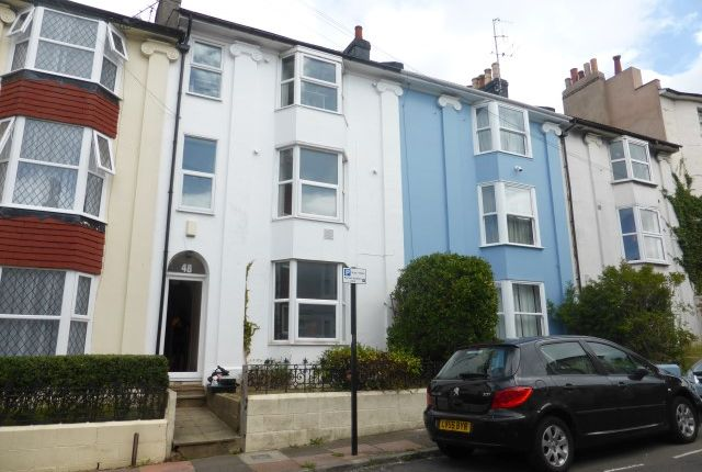 Thumbnail Terraced house to rent in Student House Rose Hill Close, Brighton